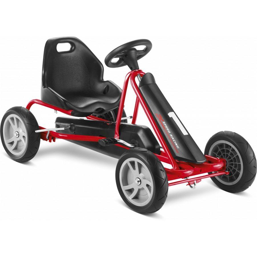 Puky Kinderfahrzeug »F 20 GoKart rot«