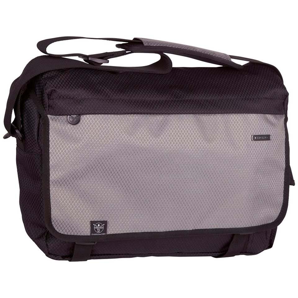 Chiemsee Umhängetasche »SHOULDERBAG LARGE URBAN SOLID« in castle rock