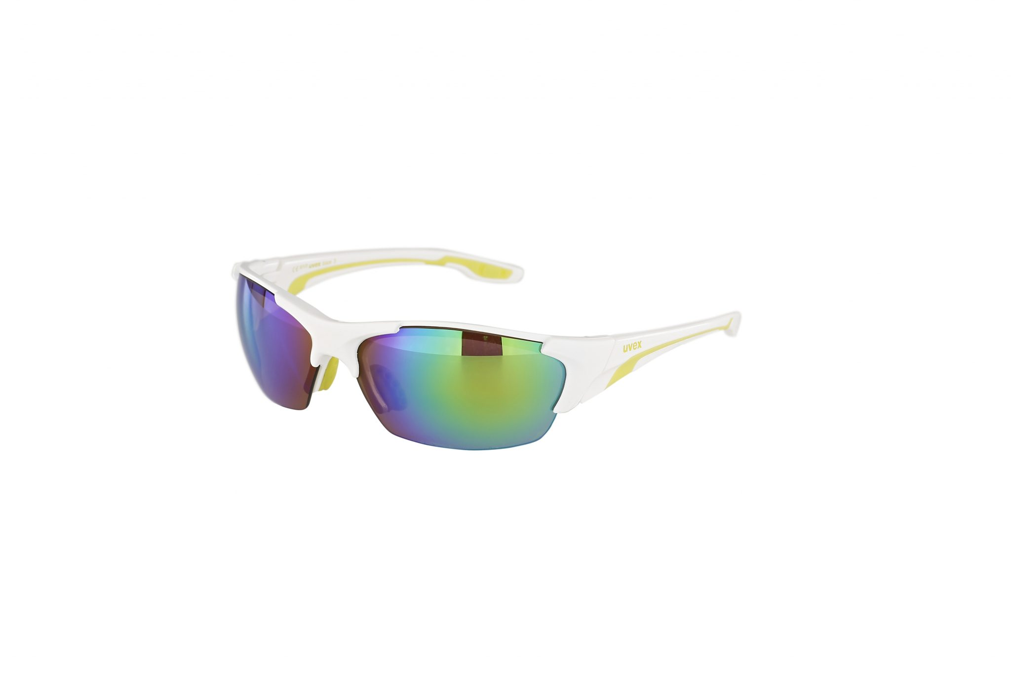 UVEX Radsportbrille »Blaze lll Brille«