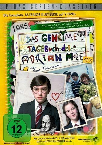 DVD »Das geheime Tagebuch des Adrian Mole 13 3/4 (2...«