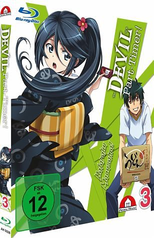 Blu-ray »The Devil is a Part-Timer - Vol. 3«