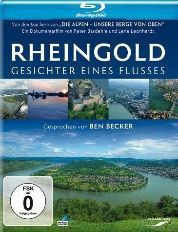 Blu-ray »Rheingold - Gesichter eines Flusses«