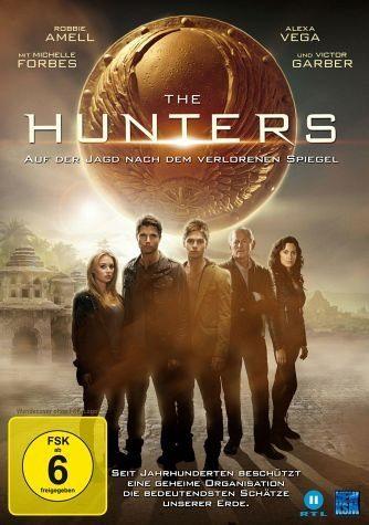 DVD »The Hunters - Auf der Jagd nach dem verlorenen...«