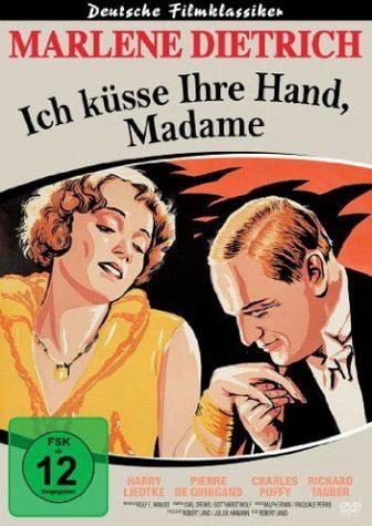 DVD »Marlene Dietrich - Ich küsse Ihre Hand, Madame«