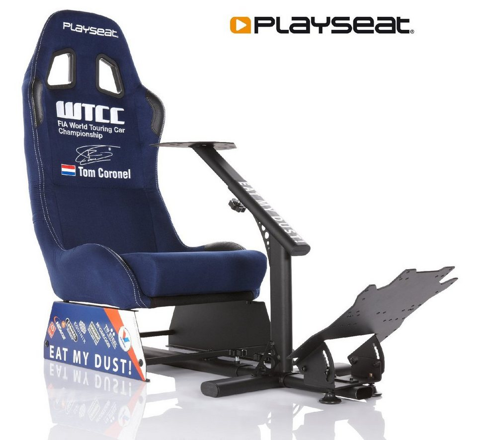 Playseats Playseat Evolution M Tom Coronel Edition »(PS3 PS4 X360 XBox One PC)«