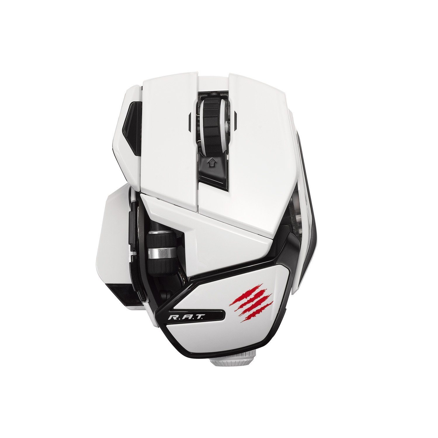 Mad Catz Office R.A.T. Mouse in Weiss »(PC Tablet/Smartphone)«