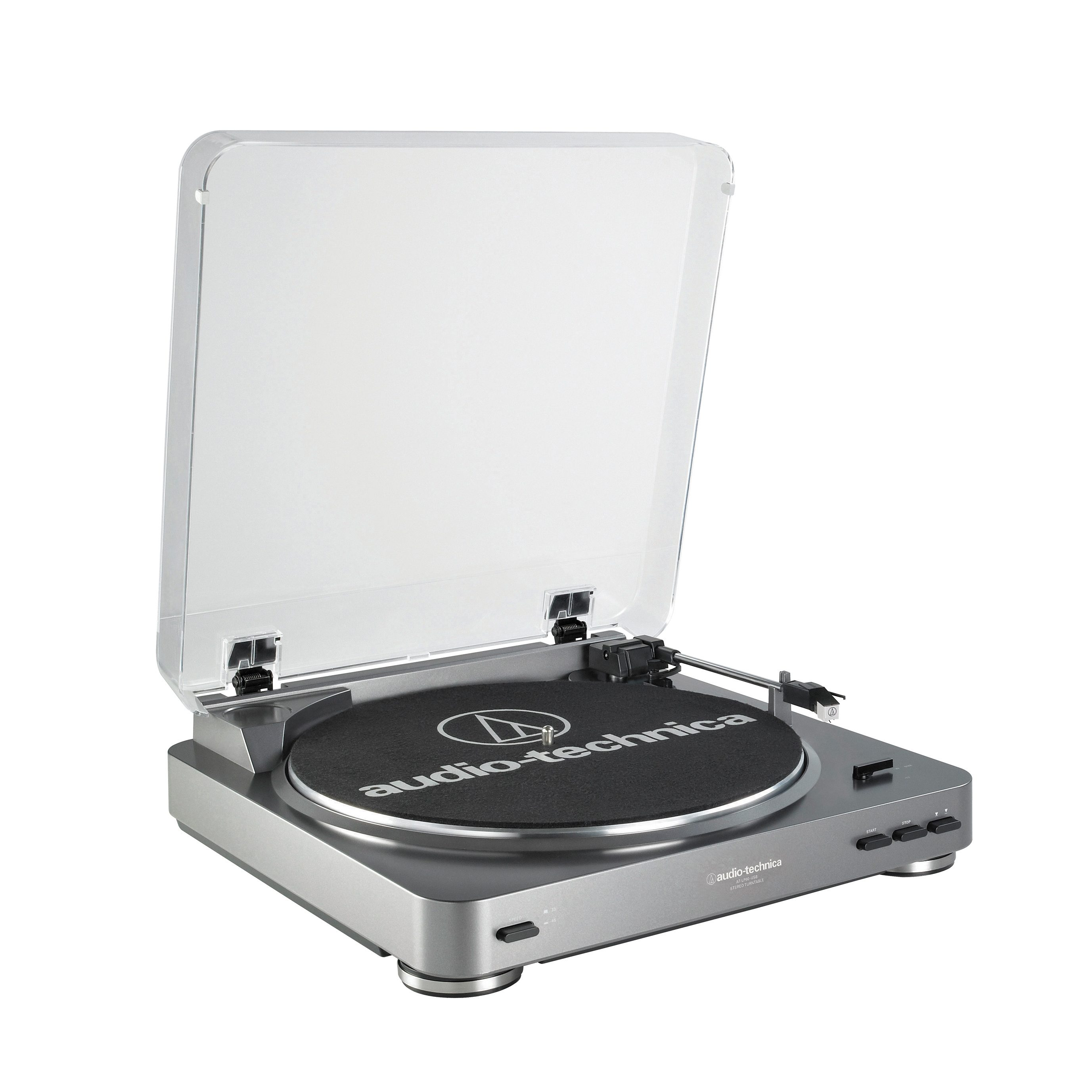 Audio-Technica USB Plattenspieler »AT-LP60USB Stereo Turntable«