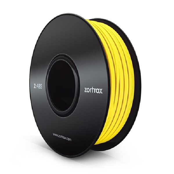 Zortrax Filament für 3D Drucker »Z-ABS« in Yellow