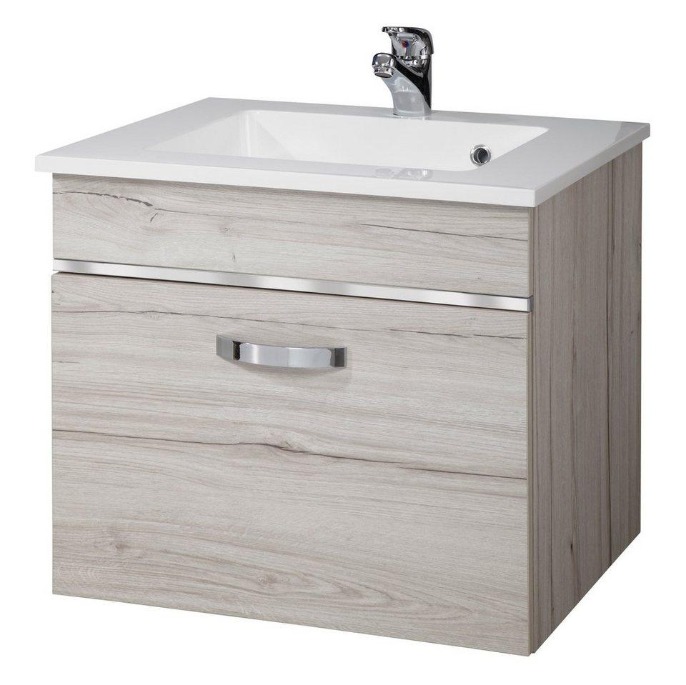 Affordable Schildmeyer Waschtisch Monaco Breite Cm Tlg With Waschbecken Mit 60 Breit