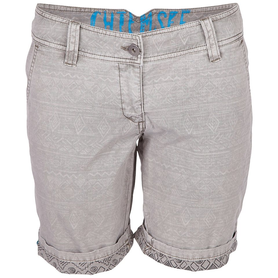 Chiemsee Shorts »ISALIE« in native ghost g