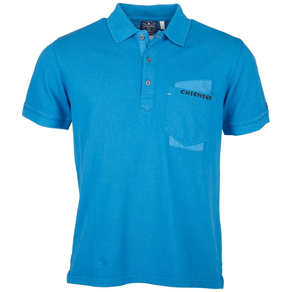 Chiemsee Poloshirt »IMMO JUNIOR« in blue aster