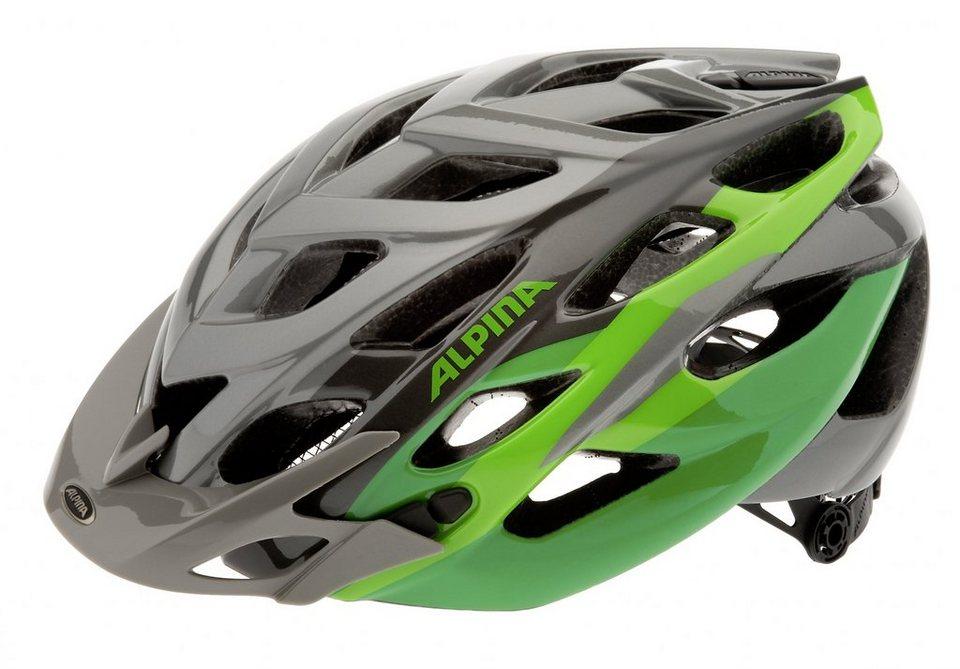 Alpina Fahrradhelm »D-Alto Helm« in grau
