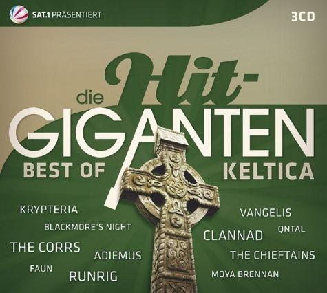 Audio CD »Various: Die Hit Giganten Best Of Keltica«