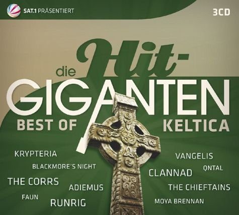 Audio CD »Various: Die Hit Giganten Best Of Keltica«