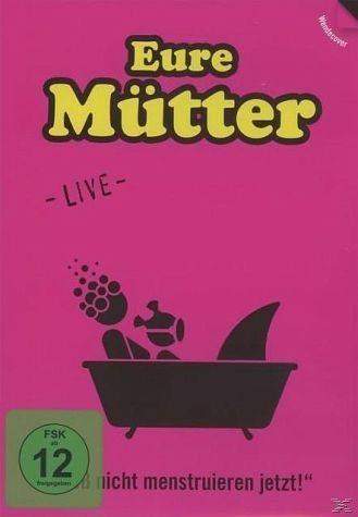 DVD »Eure Mütter - Bloß Nicht Menstruieren Jetzt!«