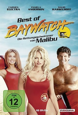 DVD »Baywatch - Best of Baywatch (10 Discs)«