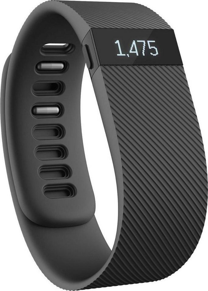 fitbit Activity Tracker »CHARGE (L)« in Schwarz