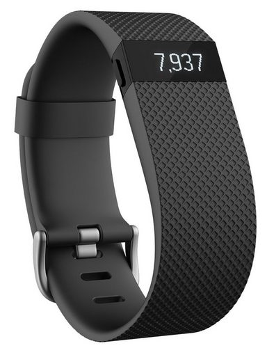fitbit Activity Tracker »CHARGE HR (S)«