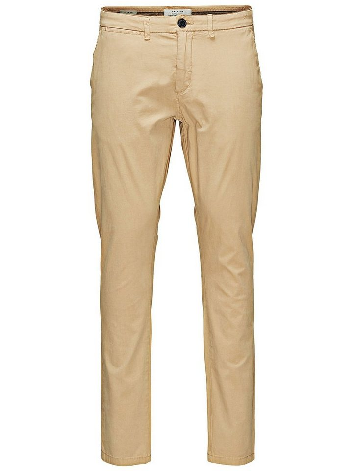 Jack & Jones James Earl White Pepper Chino in White Pepper