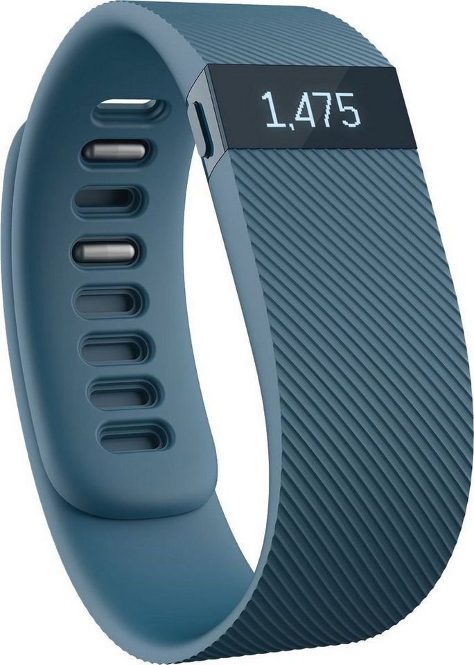 fitbit Activity Tracker »CHARGE (L)« in Grau