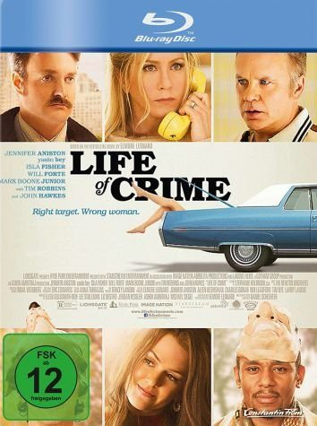 Blu-ray »Life of Crime«