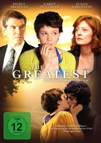 DVD »The Greatest - Die große Liebe stirbt nie«