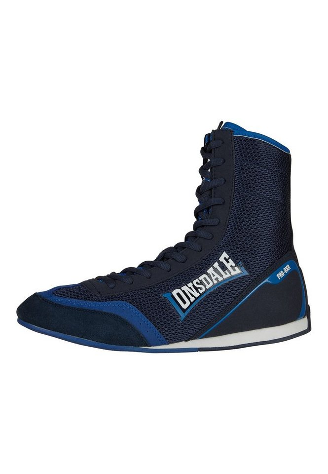 Lonsdale Boxstiefel »MITCHUM« in Navy/Blue