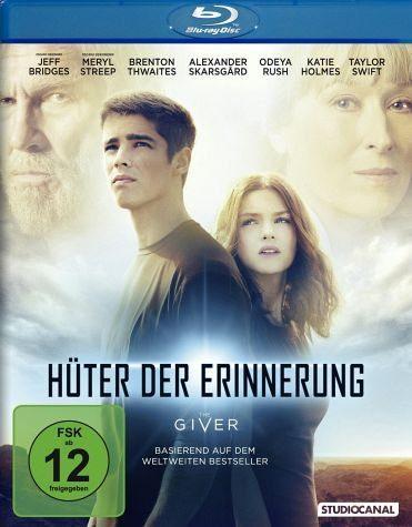 Blu-ray »Hüter der Erinnerung - The Giver«