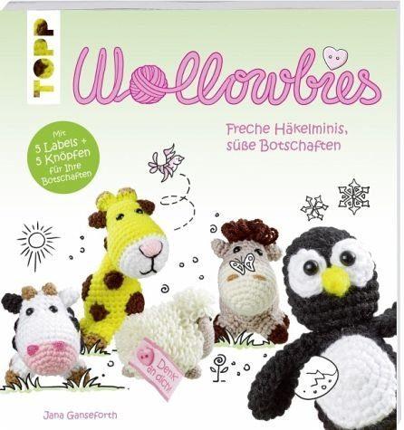 Broschiertes Buch »Wollowbies«