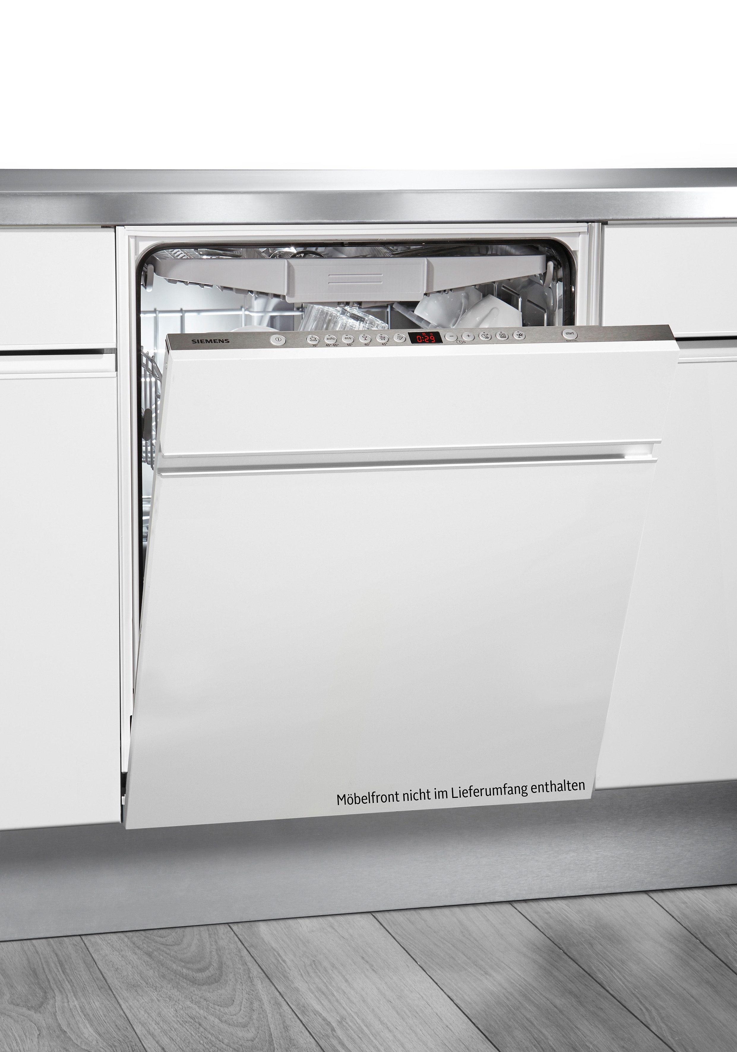 Siemens vollintegrierbarer Einbaugeschirrspüler SN66P082EU, A+++, 9,5 Liter, 14 Maßgedecke