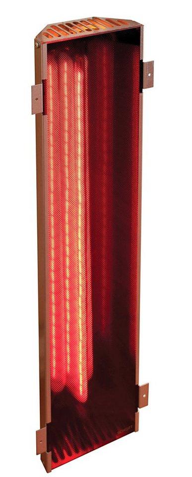 KARIBU Nextrema-Strahler »A«, mit 1 Rücken- und 2 Frontstrahlern in silberfarben