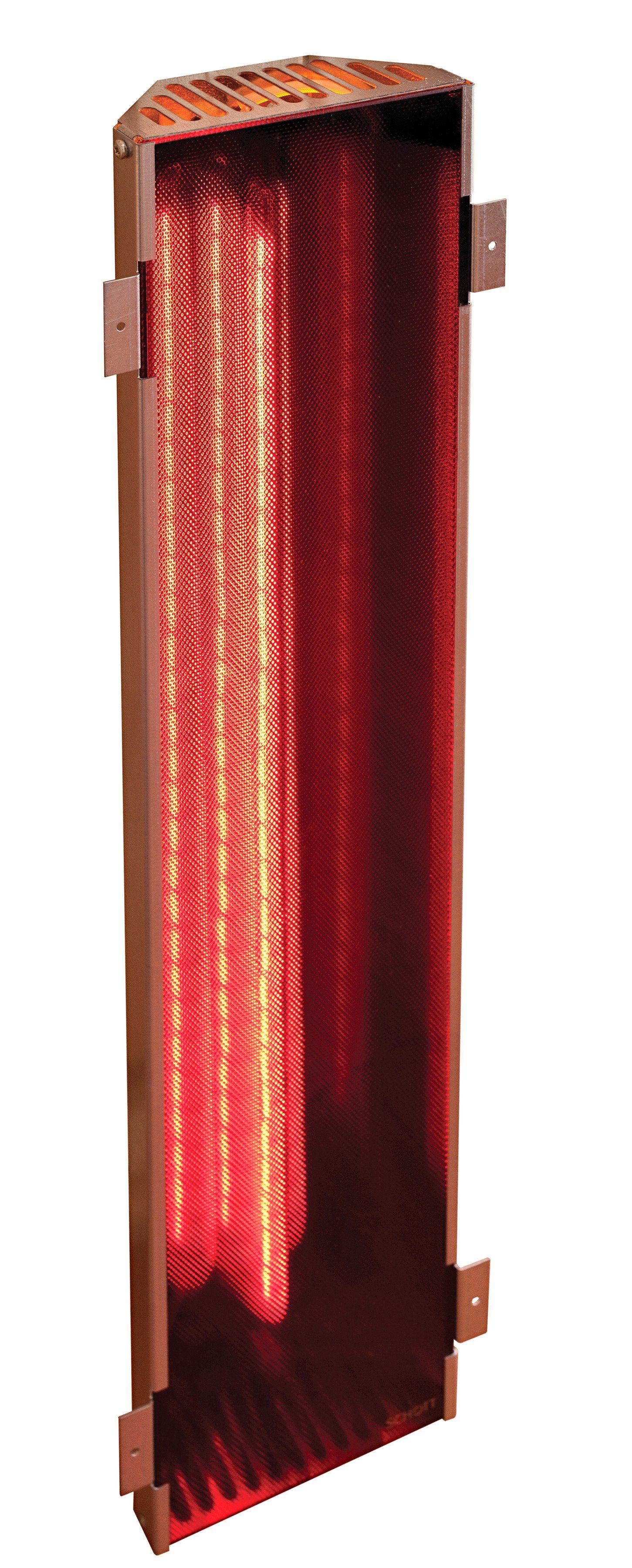 KARIBU Nextrema-Strahler »A«, mit 1 Rücken- und 2 Frontstrahlern