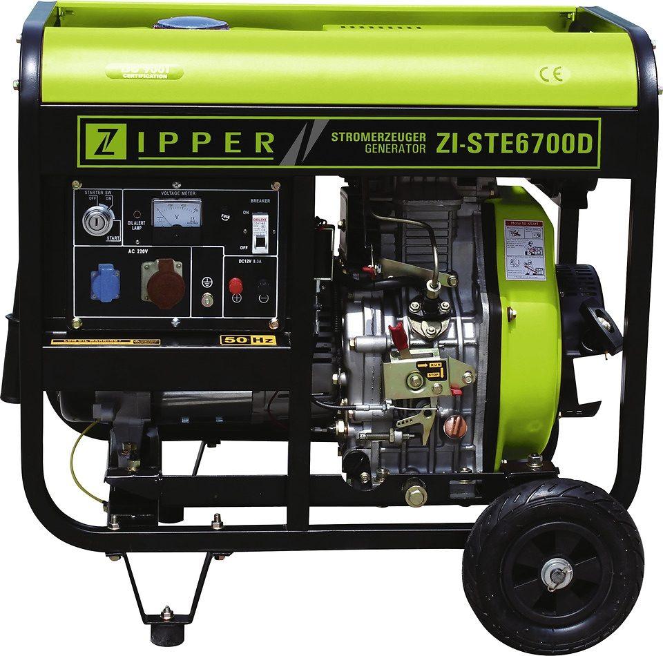 Stromerzeuger »ZI-STE6700D«
