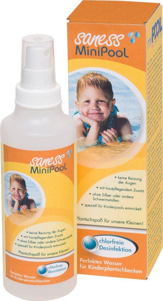 Mypool Wasserpflege »Saness Mini Pool« in weiß