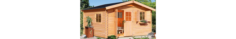 Gartenhaus »Köpenick 4«, BxT: 342x252 cm