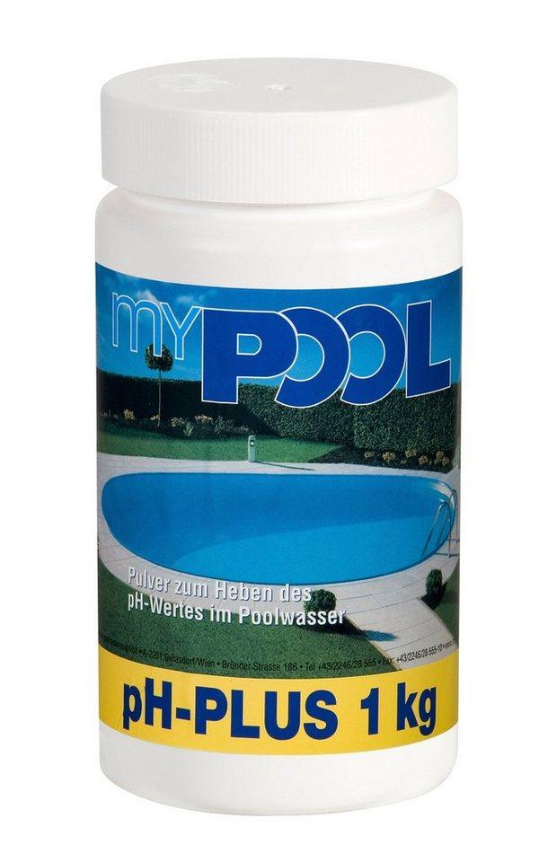 Mypool pH-Plus »MY ph - Plus 1 kg« in weiß
