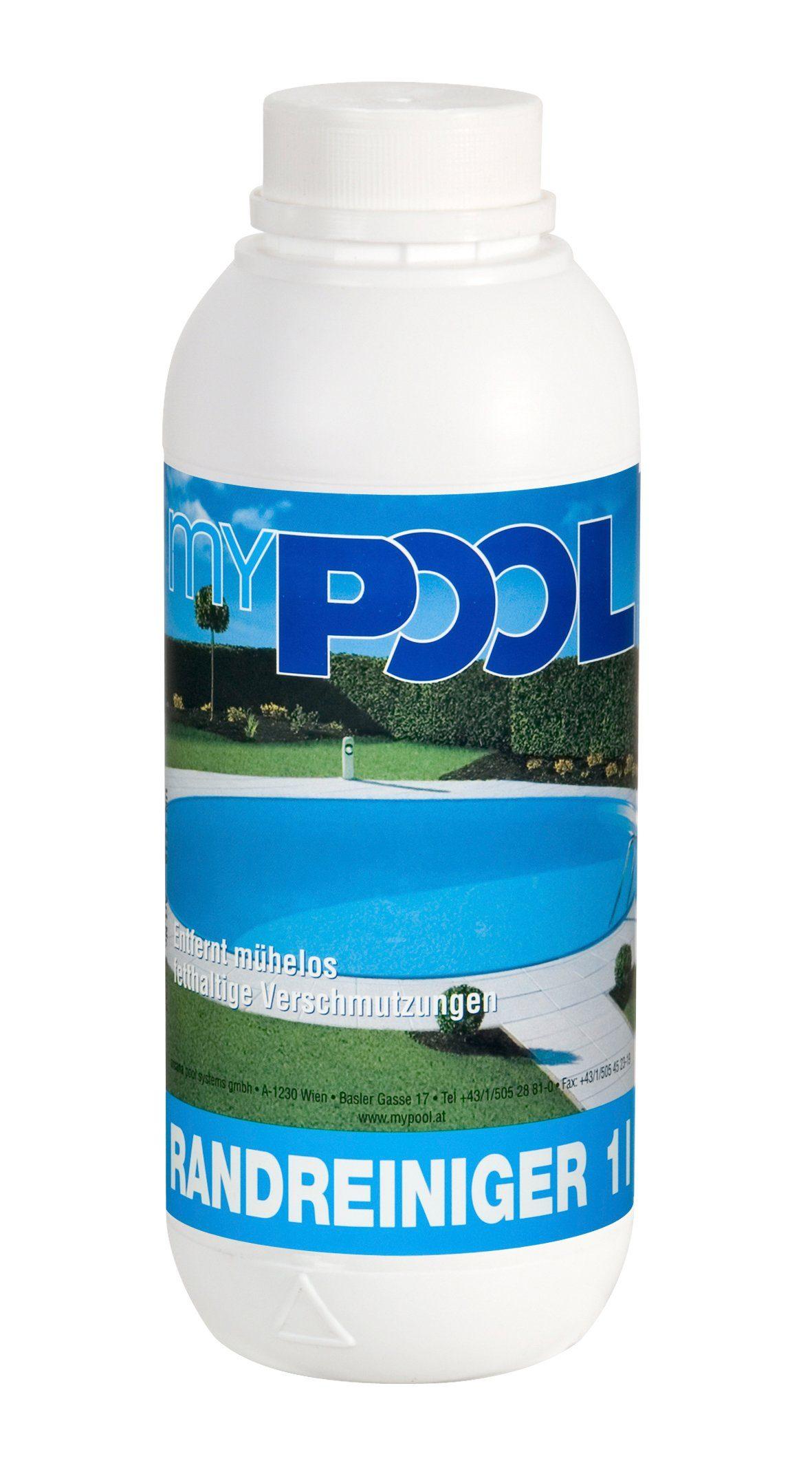 Mypool Randreinigungsmittel »MY Randreiniger 1 Liter«