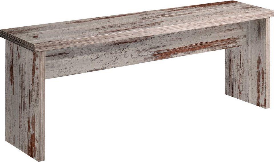 Sitzbank »Sven«, in verschiedenen Breiten in eiche antik