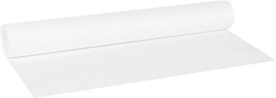 Makulaturvlies, Architects paper, »Pigment Power Vlies 150 g/m²« in weiß, überstreichbar