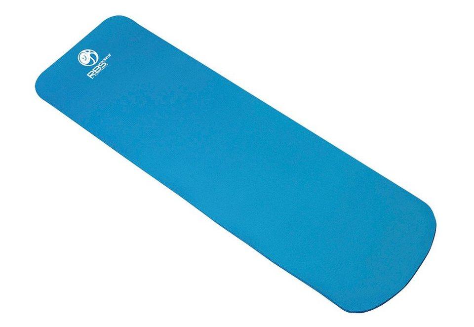 Trainingsmatte, (190/60/1,5) cm, »Universal«, Royalbeach in blau