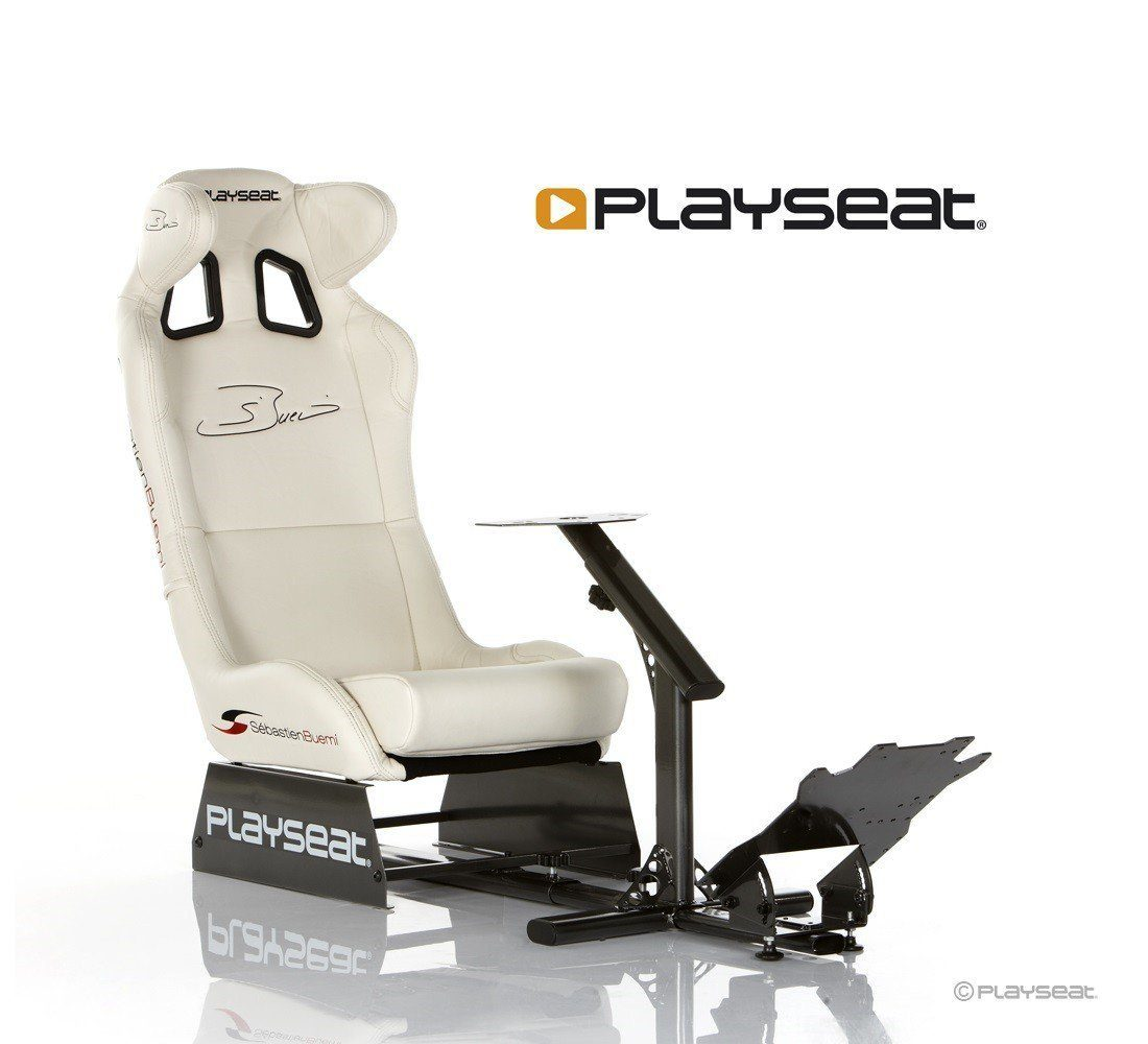 Playseats Playseat Evolution M Sébastien Buemi Edition »(PC PS3 PS4 PS2 X360 XBox One Wii WiiU)«