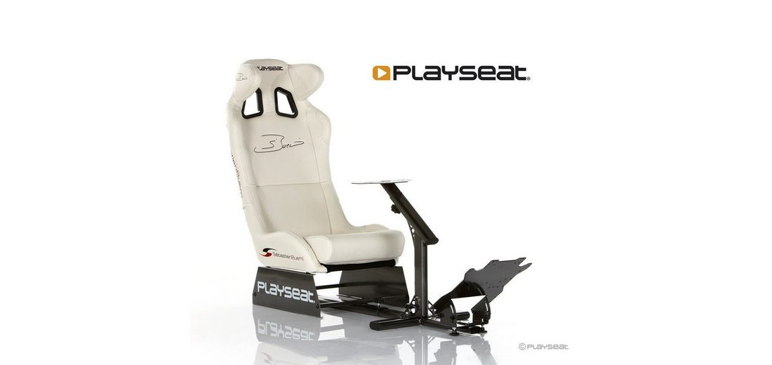 Playseats Playseat Evolution M Sébastien Buemi Edition »(PC PS3 PS4 PS2 X360 XBox One Wii WiiU)«