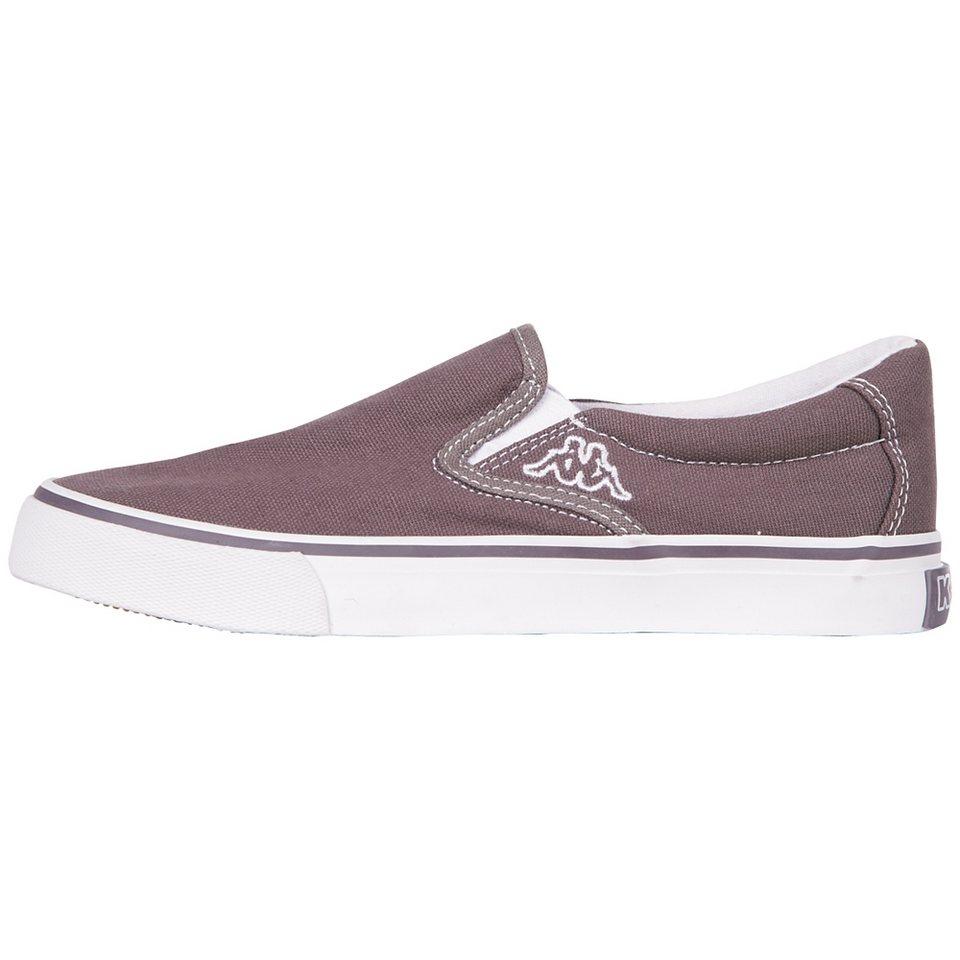 KAPPA Sneaker »PEAK« in anthra/white
