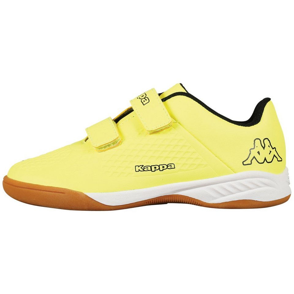 KAPPA Sportschuh »VYPER KIDS« in yellow/black