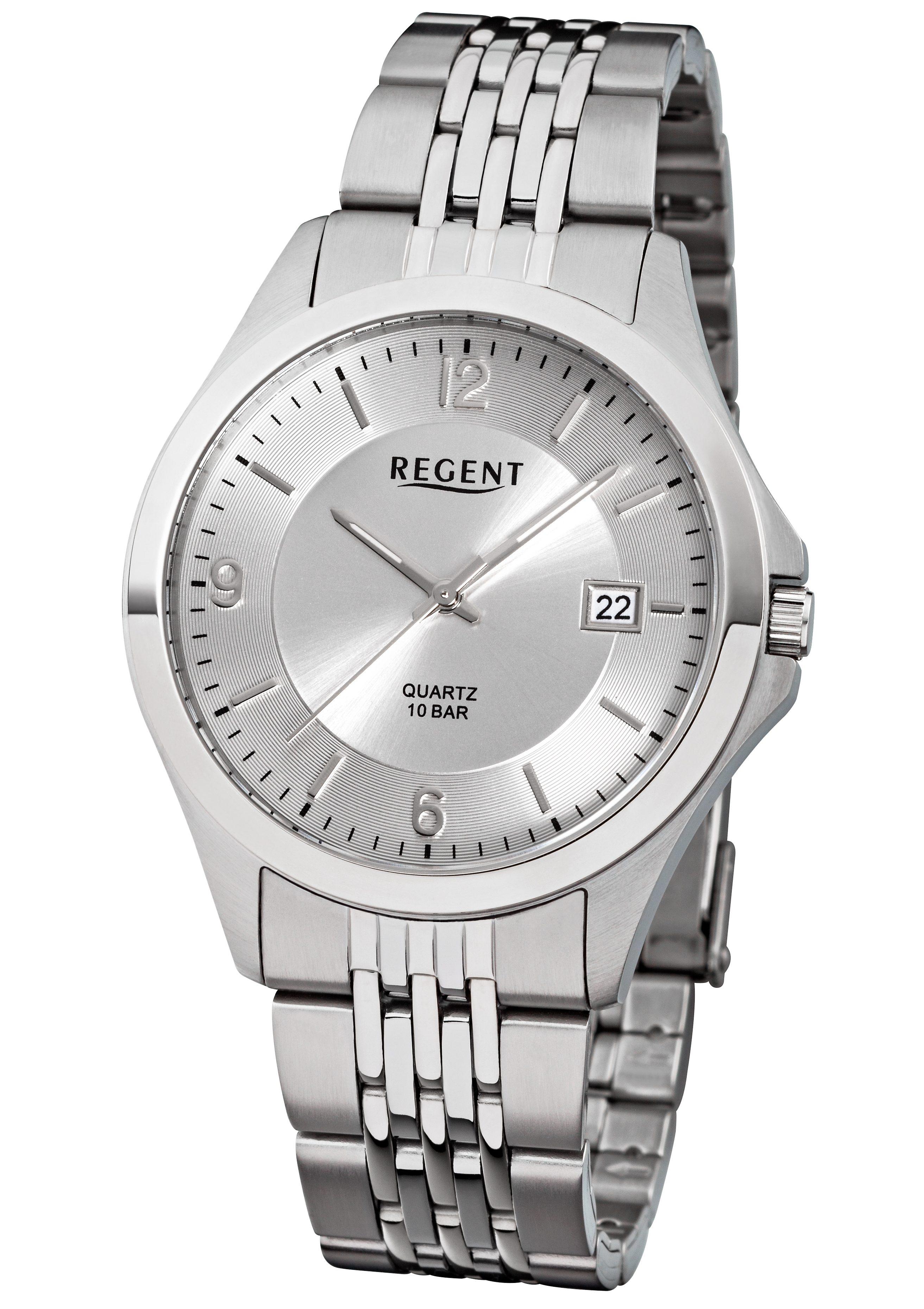 Regent Quarzuhr »11150570 - F919«
