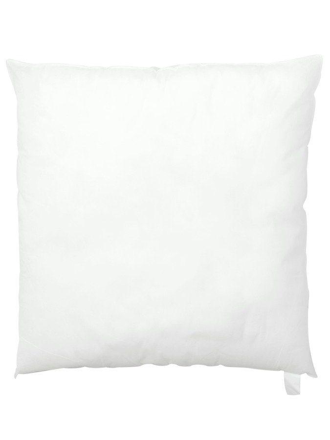 Kissenfüllung in weiß