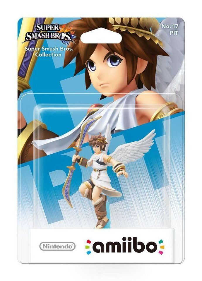 Nintendo Wii U - Spiel »amiibo Smash Pit«
