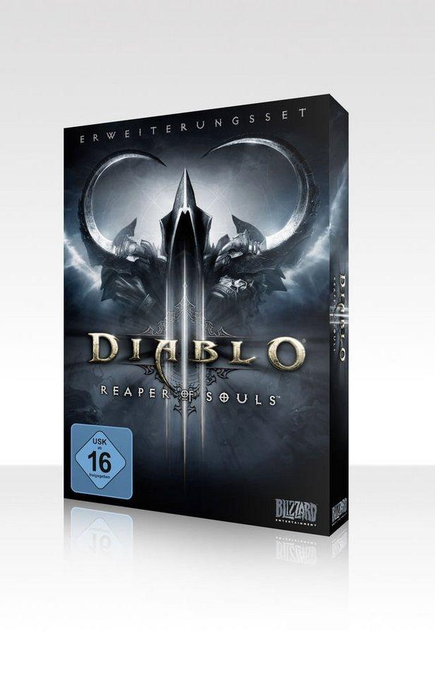 Blizzard PC - Spiel »Diablo 3 - Reaper of Souls«