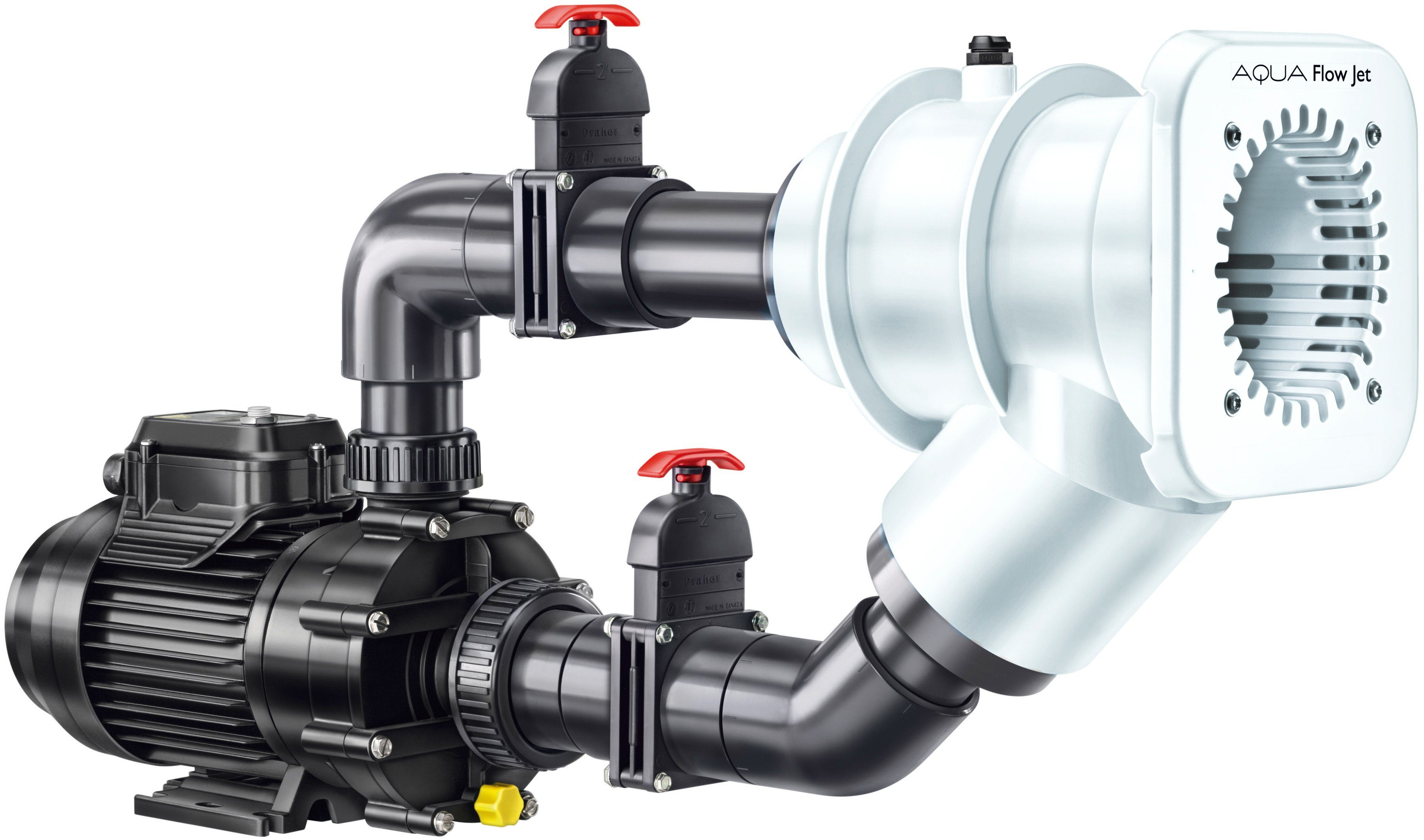 Gegenstromanlage »Einbau-Gegenstromanlage Flow-Jet«