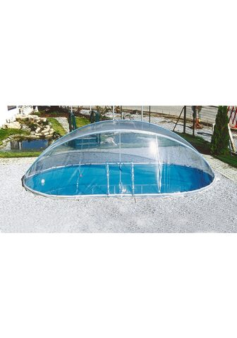 CLEAR POOL CLEAR baseinas Abdeckung »Cabrio Dome«...